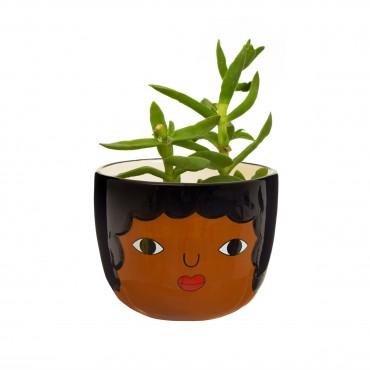 Mini chantelle planter