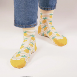 Chaussette Ananas