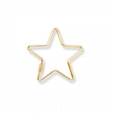 Key ring étoile