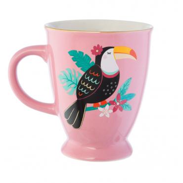 "Mug ""toucan"""