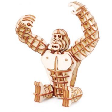 Puzzle 3D gorille
