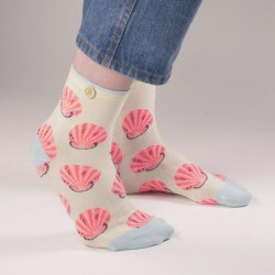 Chaussette coquille