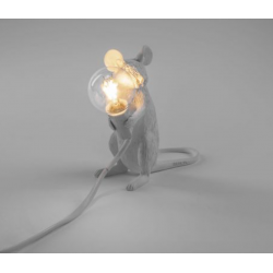 Mouse lampe (assis)
