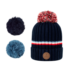 Bonnet manhattan navy