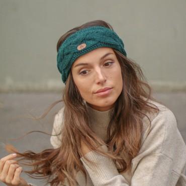 Headband rosaline vert