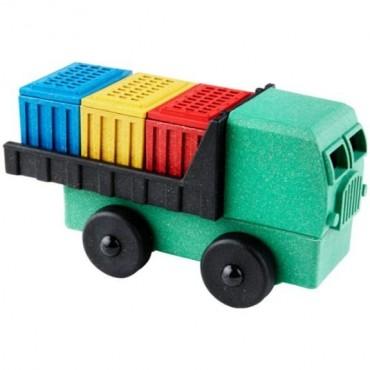 Camion cargo recyclé