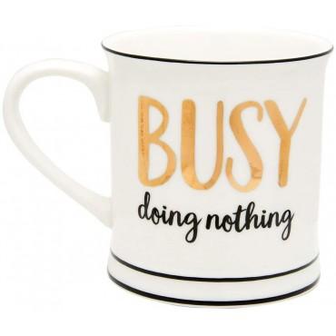 "Mug ""busy"""