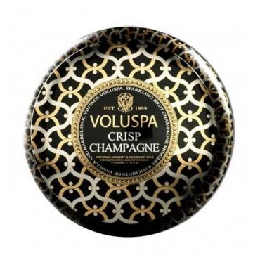 Bougie Voluspa crisp champagne