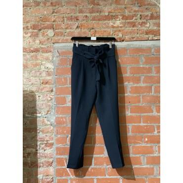 Pantalon Eva bleu