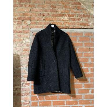 Manteau arielle noir