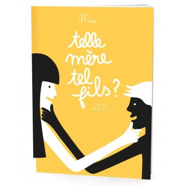 """Livre """"TELLE MÈRE, TELLE..."""