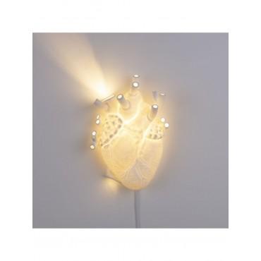 Lampe coeur (heart lamp)