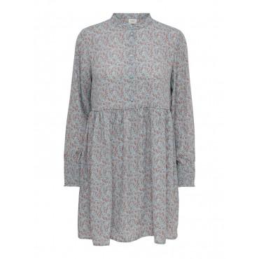 ROBE CARMEN L/S SHORT DRESS...