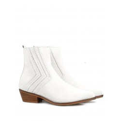 Boots burano off white