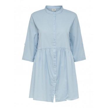 Robe courte bleu ciel...