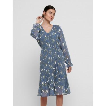 DRESS Vintage Indigo...