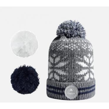 Bonnet Perroquet Grey
