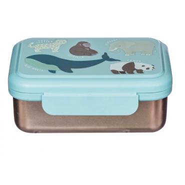 Lunch box animals