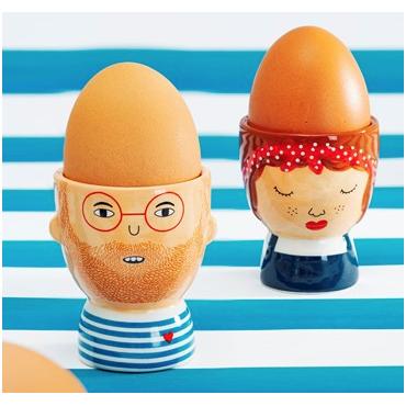 Egg holders set of 2