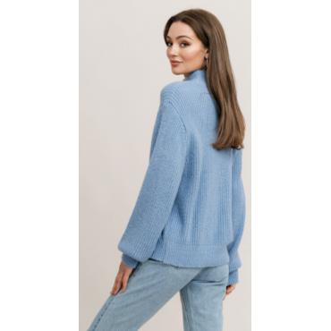 Pull Melina bleu