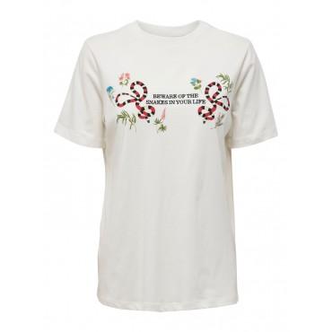 T-shirt algona snakes