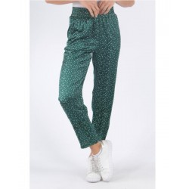 Pantalon à pois