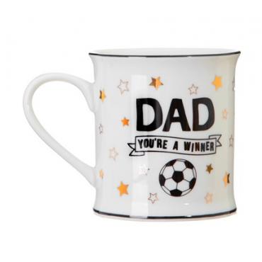 """Mug """"dad soccer"""""""