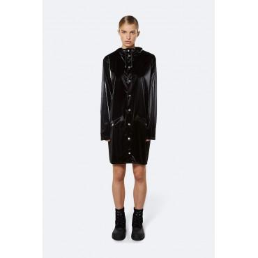 Long Jacket rains Velvet black