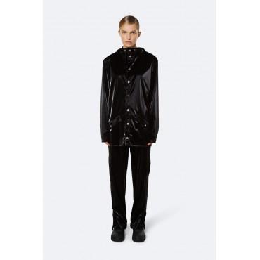 Jacket rains Velvet black
