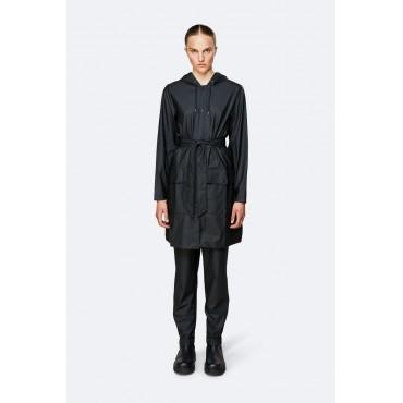 Belt Jacket rains black