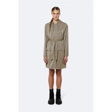 Belt Jacket rains Velvet taupe