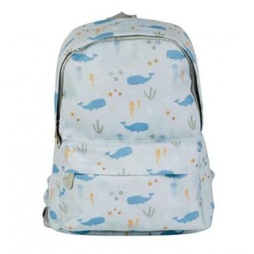 Little backpack: Ocean