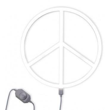 Néon Peace&Love LED