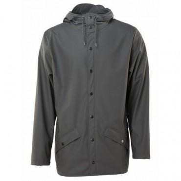 Jacket rains Charcoal