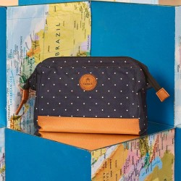 Travel kit bag Lombard street