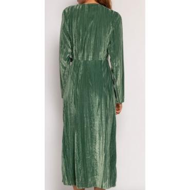 Robe 31035 vert