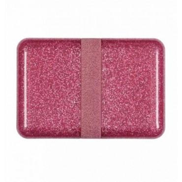Lunch box : Glitter Pink