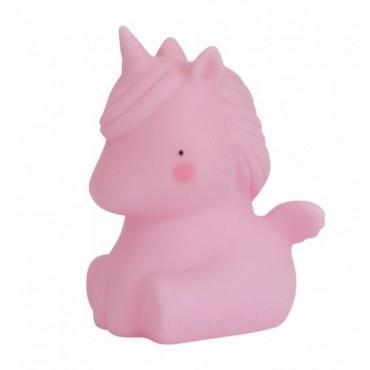 Bath toy licorne