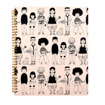 Notebook Humans