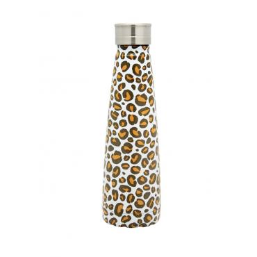"""Bouteille en inox """"leopard"""""""